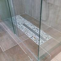 Linear Shower Drain Installations in Ontario, Canada
