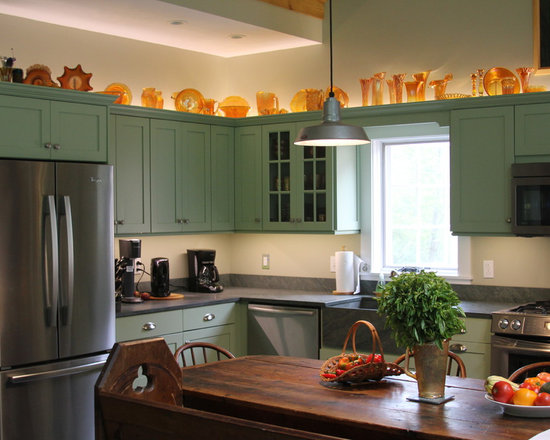 small transitional shaped open concept kitchen design photos inspiration small transitional shaped kitchen remodel