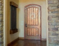 Faux Painted Doors - Traditional - Front Doors - Portland ...