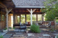 Outdoor Porch - Rstico - Porche - Atlanta - de Carter Kay ...