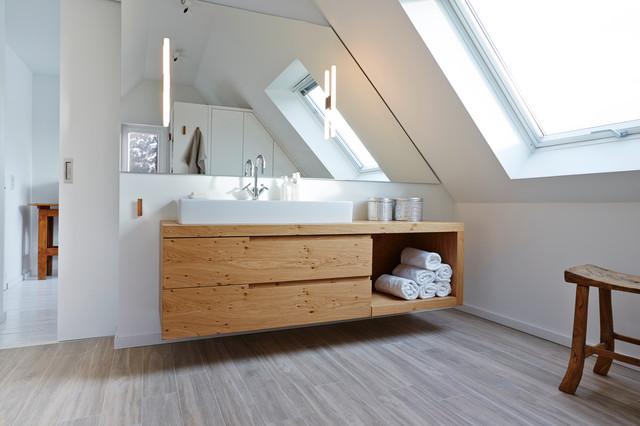 Bad mit Dachschräge 8 Dinge, die Sie beim Planen beachten sollten - badezimmer 3x3 meter
