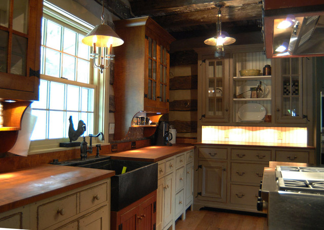 Assembled Kitchen Cabinets For Sale St. Louis 10 Primitive Log Cabin Kitchen Bar Bathroom
