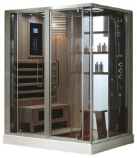 Southwood Steam Sauna - Contemporary - Steam Showers - by ...
