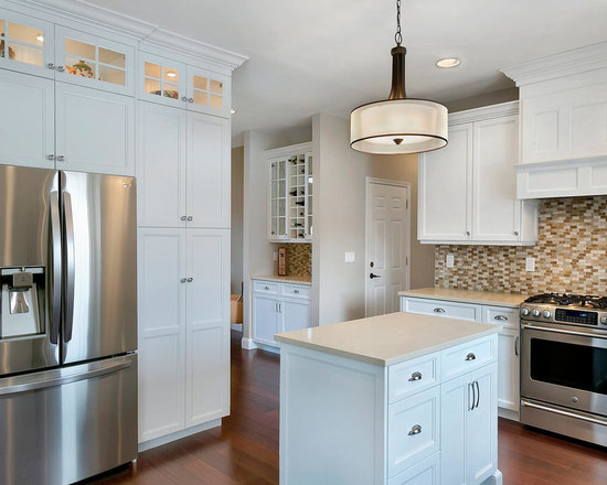 shaped eat kitchen design ideas remodels photos multi inspiration small transitional shaped kitchen remodel