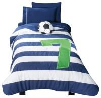 Comforter Seven Soccer Comforter Set - Comforters And ...