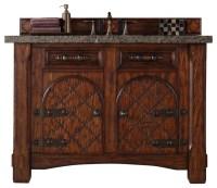 "Marrakesh 48"" Single Vanity Cabinet, No Top ..."