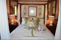British Colonial Master Bedroom - Tropical - Bedroom - san ...