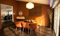 Gallery - Modern - Dining Room - Cleveland - by Shelley Lutz