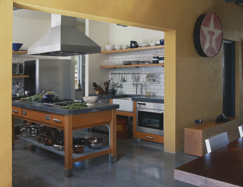 Top 10 Design Features To Borrow From Restaurant Kitchens - chef kitchen design