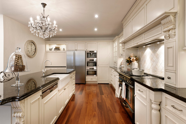 Farmers - Showcasing projects built and designed by The Maker - designer kitchens