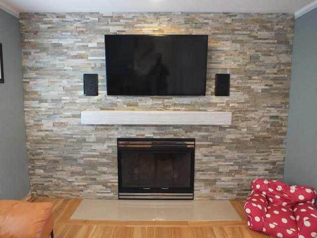 Rooms To Go Sofas For Sale Fireplace Mantels - Faux Wood - Contemporary - New York