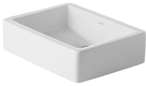 Duravit Vero Washbasin Contemporary Bathroom Sinks
