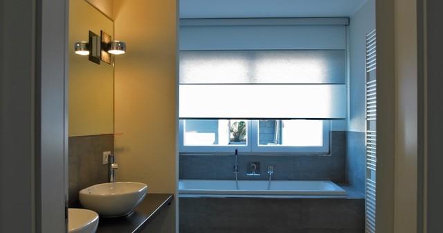 Rollo   Modern   Badezimmer   Dortmund   Von GOERDEL Raumgestaltung    Badezimmer Jalousien
