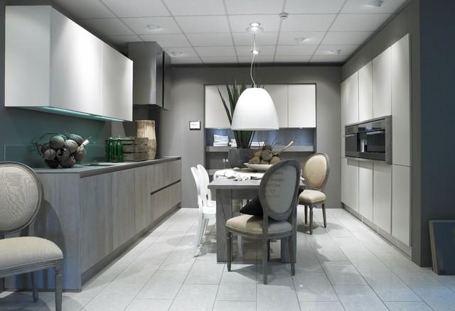 Handleless Kitchen By Schröder Küchen - Modern - Kitchen - London - moderne schroder kuchen