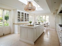 Traditional Hand Painted Kitchen, English Classic style