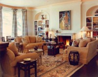 Russian Hill Residence - Traditional - Living Room - San ...