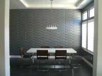 Inhabit Seesaw Wall Flats - 3D embossed wallcoverings ...