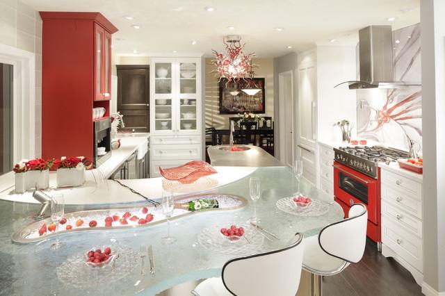 Dewitt Designer Kitchens - Farmhouse - Kitchen - Los Angeles - by - designer kitchens