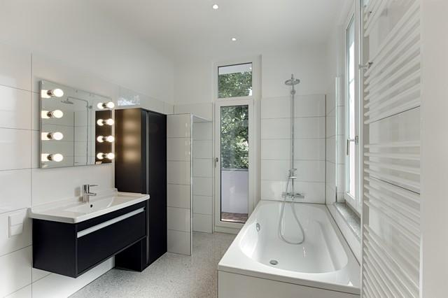 Badezimmer Mit Eckbadewanne   Design Ideen \ Beispiele Für Die   Badezimmer  Mit Eckbadewanne