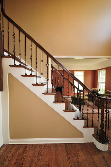 Treppen Innenraum Interior Staircase - Traditional - Staircase - Chicago