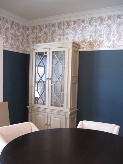 wallcovering projects - Traditional - Dining Room - Detroit - by State Street Studios