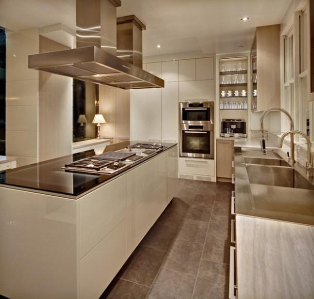york modern - kitchen cabinets