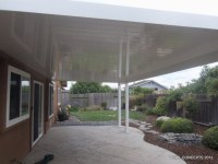 SOLID PATIO COVER - Traditional - Patio - Los Angeles - by ...