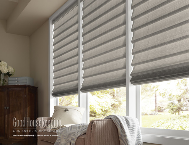 Good housekeeping blinds and shades contemporary window blinds