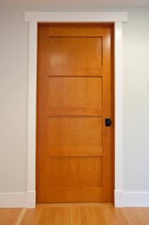 Custom door package contemporary vancouver by island