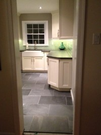 Vanilla Shaker Kitchen Cabinets - Traditional - Kitchen ...