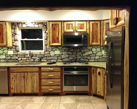 rustic kitchen design ideas remodels photos gray backsplash kitchen color ideas cabinetry sets designs chic kitch eat kitchen
