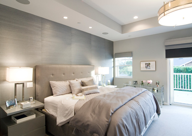 Houzz Bathroom Ideas California Cape Cod In Brentwood - Modern - Bedroom - Los