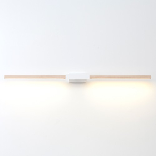 4 Foot Horizontal Wall Sconce