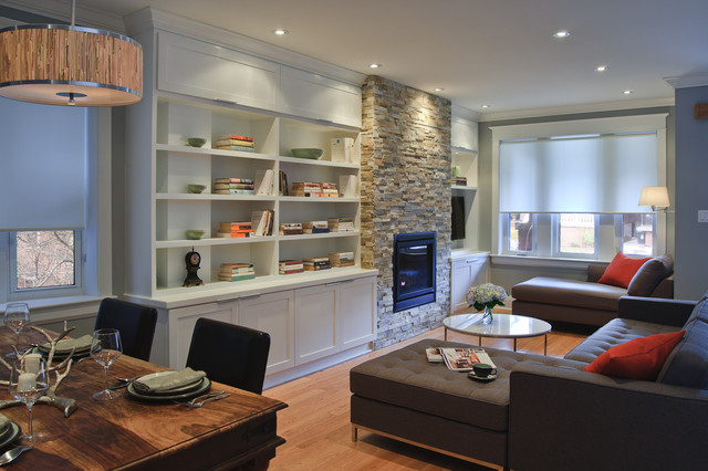 Design by AA - Contemporary - Living Room - Toronto - by ARC Interiors