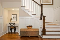 Laurel - Low Country Infill - Beach Style - Staircase ...