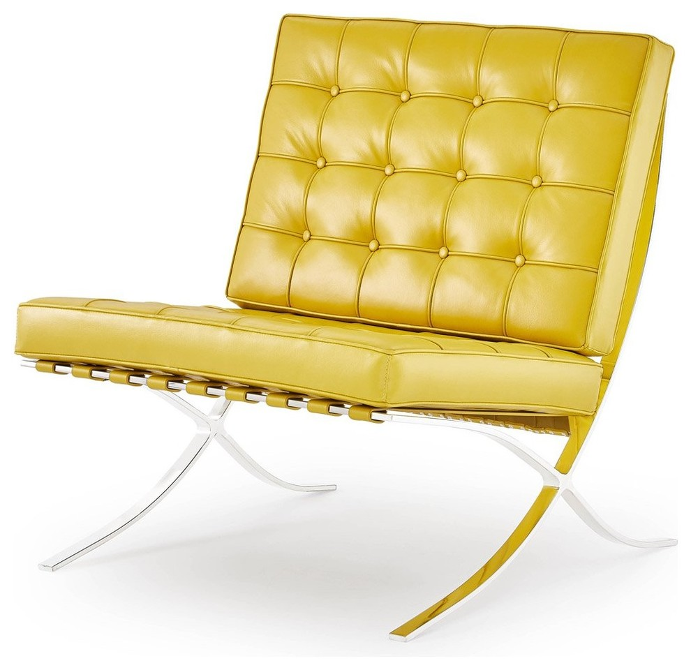Modern Catalonia Lounge Chair Contemporary Armchairs And Accent Chairs By Zuri Furniture Houzz