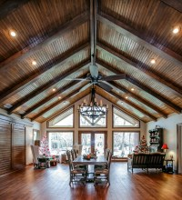 Room Addition - Vaulted Ceilings
