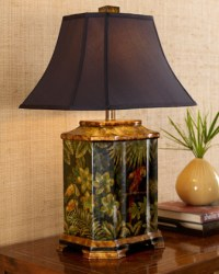 Parrot Lamp - Tropical - Table Lamps - by Neiman Marcus