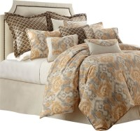 Casablanca Comforter Set, Queen - Transitional ...