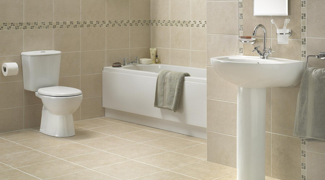 Treviso Bathroom Suite Contemporary Bathroom Hampshire