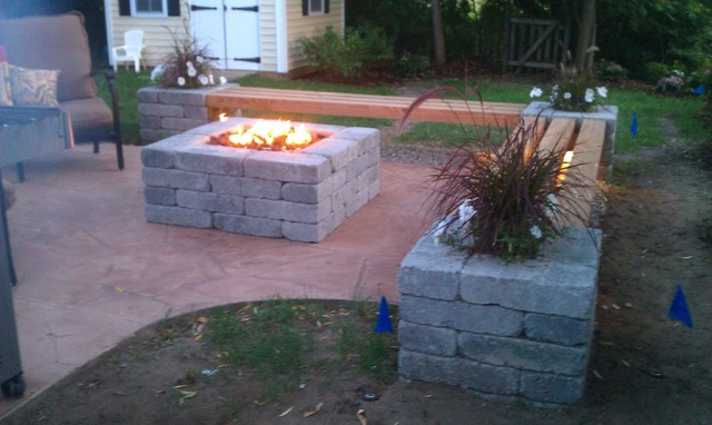 Sofas For Sale Hull Hull Patio, Pergola, Propane Fire Pit, Custom Benches