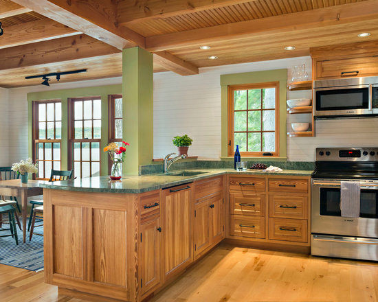 eat kitchen design photos light wood cabinets design ideas design style dining room fireplace furniture garden