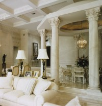 Boca Raton Dining Room - Mediterranean - Living Room ...