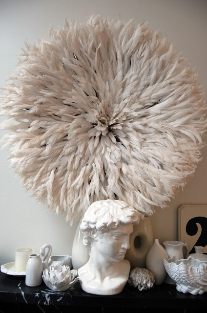 Baby Pendant Flock To Feather Juju Hats For Striking Decor