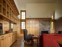 narrow shotgun house - Craftsman - Living Room - Chicago ...