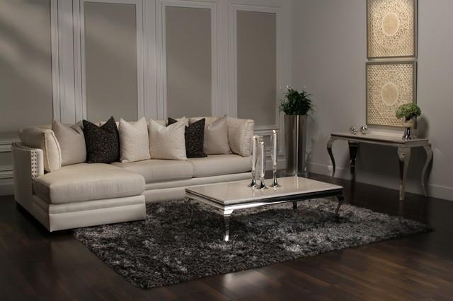 Lagune Sofa - Modern - Living Room - Miami - by El Dorado Furniture - el dorado living room sets