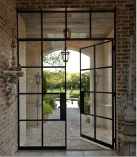 Doors & Windows - Steel - Traditional - Windows And Doors ...