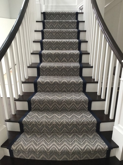 "Rooms To Go Sofas For Sale The Latest Stair Runner Made On The Job, 2"" Navy Cotton"