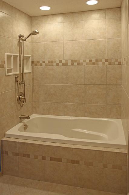 Small Bathroom Ideas - Traditional - Bathroom - DC Metro - by - traditional bathroom ideas