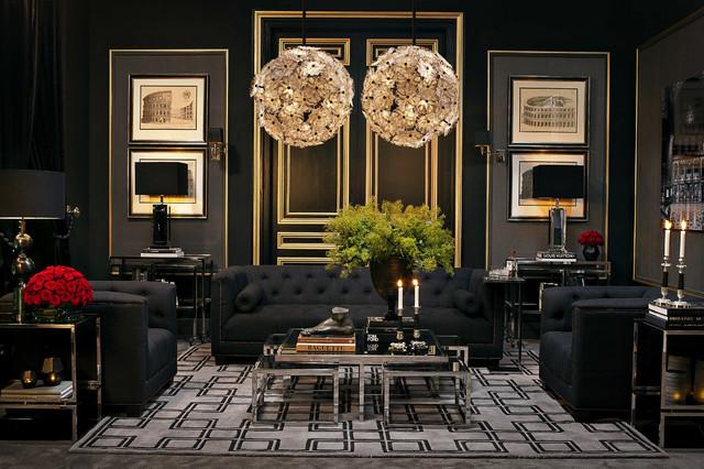 Elegant Living Room - The Best of Houzz - Living room ideas - houzz living room furniture